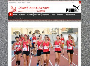 Desert Road Runners